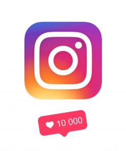 Instagram likes kopen icoon