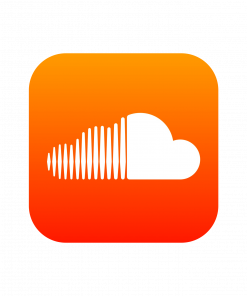 Soundcloud logo voor plays, likes, volgers en downloads kopen