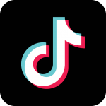 Tiktok logo transparant